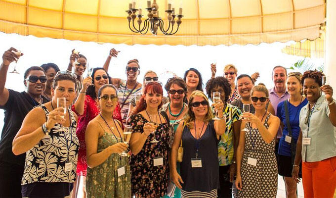 group travel in St. Lucia