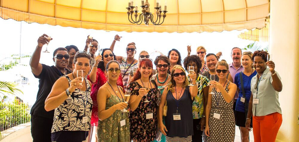 book group travel st. lucia